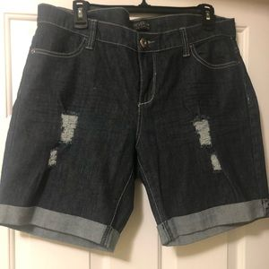 2 Plus Size Forever 21 shorts. Size 12 and size 1x